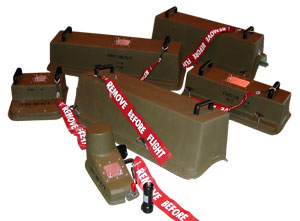 Fiberglass in Military Conformal Couplers