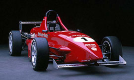 Formula Dodge Race Car